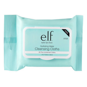e.l.f. 20 ct Facial Cleansing Wipes