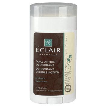 Eclair Naturals Deodorant Sea Breeze 1.5 oz, Light Clear