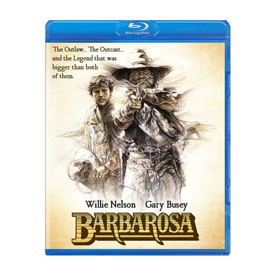 Alliance Entertainment Llc Barbarosa (blu-ray Disc)