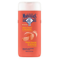 Le Petit Marseillais Extra Gentle Shower Cream White Peach & Nectarine Body Wash - 22oz