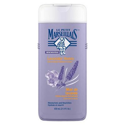 Le Petit Marseillais Extra Gentle Shower Cream Lavender Honey Body Wash - 22oz