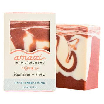 Amazi Jasmine Shea Bar Soap - 4oz
