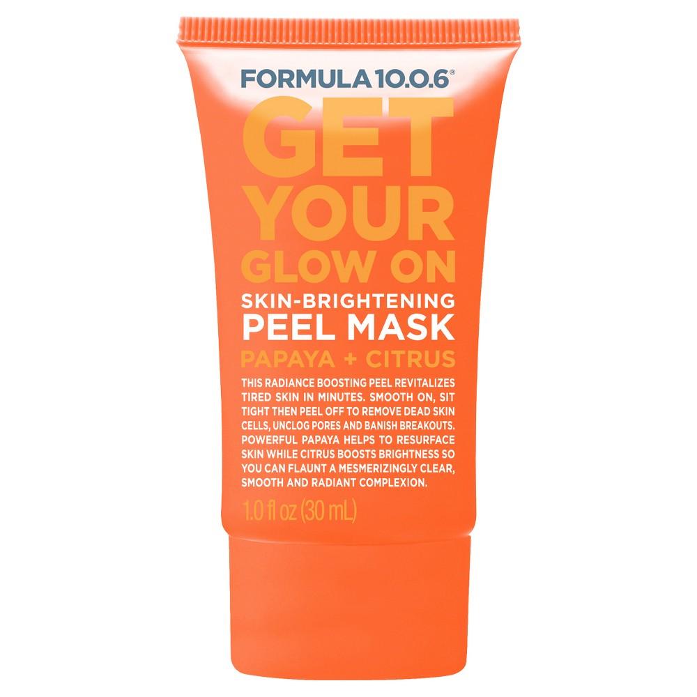 Formula 10.0.6 Skin Brightening Peel Mask Papaya Citrus