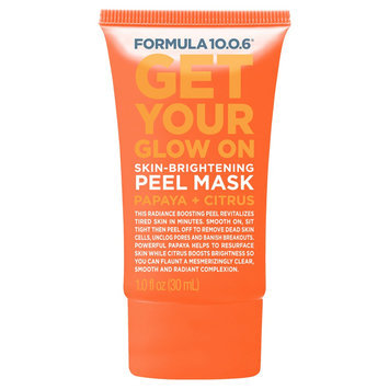 Formula 10.0.6 Skin Brightening Peel Mask Papaya Citrus