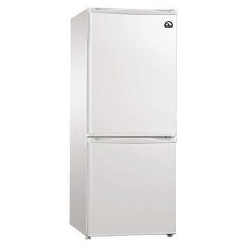 Igloo - 9.2 Cu. Ft. Bottom-freezer Refrigerator - White