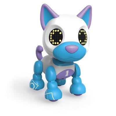 Zoomer Zupps - Tiny Pups - Husky Barkhem - Litter 1 - Interactive Puppy, Multi-Colored