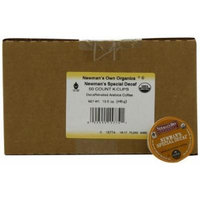 Newman's Own Organics, Special Decaf K-Cup Portion Pack for Keurig K-Cup Brewers, 50 count
