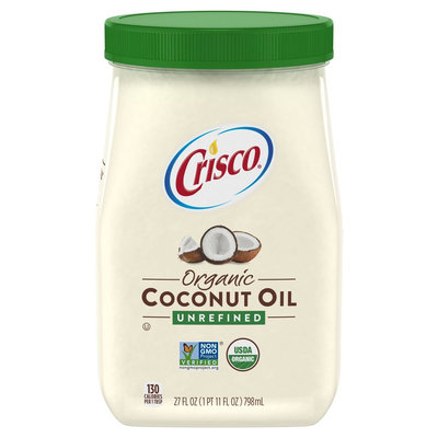 Crisco Coconut Oil 27 fl oz