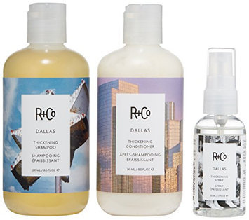 R+Co Roundup Shampoo and Conditioner Set