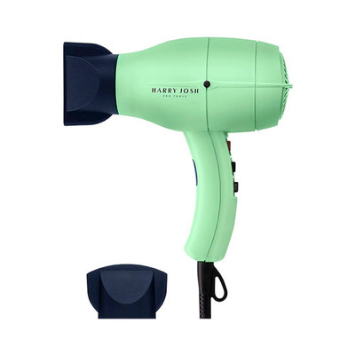 Harry Josh Pro Hair Dryer 2000 Mint Green, Black