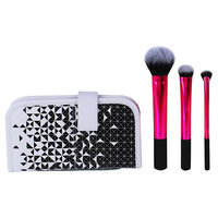 Real Techniques Highlight and Glow Brush Set 4 pc