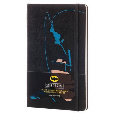 Moleskine Batman Weekly Diary 2017 Large