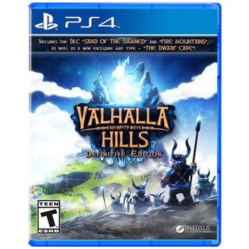 Kalypso Media Valhalla Hills Playstation 4 [PS4]