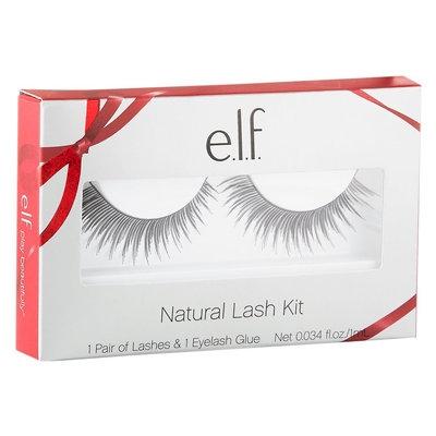 e.l.f. Natural Lash Kit 0.02 fl oz, Black