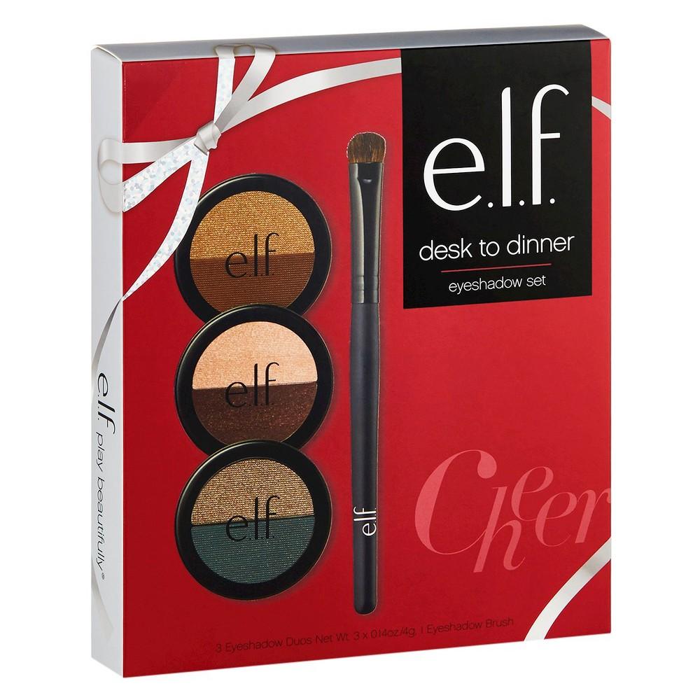 e.l.f. Desk to Dinner Eyeshadow Set