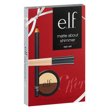 e.l.f. Matte About Shimmer Eye Set