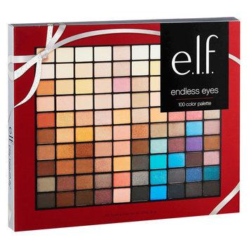 e.l.f. Endless Eyes 100 Color Eyeshadow Palette 3.17oz