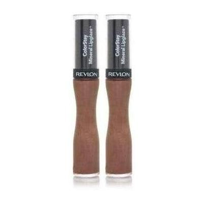 Revlon Colorstay Mineral Lipglaze 510 Forever Fig (PACK OF 2 Tubes)