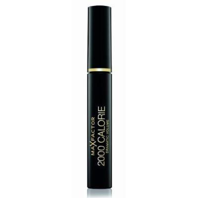 3x Max Factor Calorie 2000 Dramatic Volume Mascara Black