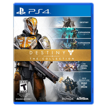 Activision, Inc. Destiny Collection Ps4, PS4 Games