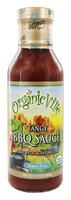 Organicville - Organic BBQ Sauce Tangy - 13.5 oz.(pack of 6)