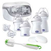 Chicco NaturalFit Gift Set - All You Need Starter Set, Medium Clear