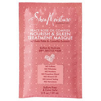 SheaMoisture Peace Rose Hair Mask Packettes - 2 oz