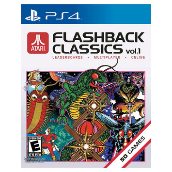 Atari Flashback Classics Volume 1 for Sony PS4