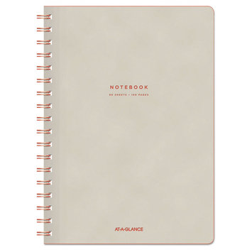 AAGYP14007 - AT-A-GLANCE Notebook; Legal; 6 5/8