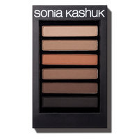 Sonia Kashuk Dramatically Defining Liner & Brow Palette 0.13 oz, Beige Nude
