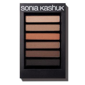 Sonia Kashuk Dramatically Defining Liner & Brow Palette 0.13 oz, Beige Nude