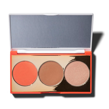 Sonia Kashuk Limited Edition Face Palette Pretty Cheeky 0.38 oz, Multi-Colored