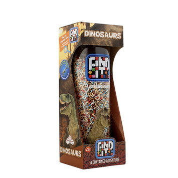 Identity Games Find It Dinosaurs Hidden Object Game