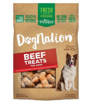 Deli Fresh 518022 Delifr Dog Nation Beaf Treats 8 Oz.