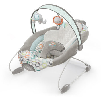 Ingenuity SmartBounce Automatic Bouncer - Candler, Grey