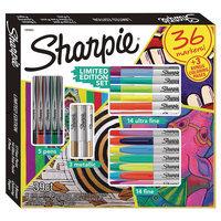 Sharpie Permanent Markers, Fine Tip, 36ct - Multicolor, Multi-Colored