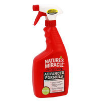 Nature's Miracle Just for Cats Advanced Stain and Odor Remover, 32 oz.