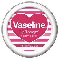 Vaseline Rosy Lip Therapy Valentines 0.6 oz
