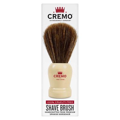 Cremo Spanish Horsehair Shave Brush