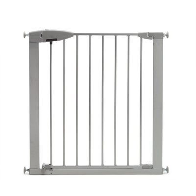 Munchkin Easy Close Baby Gate w/ Extension, White