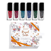 Julep Royal Suite - 6 Piece Mini Holographics Nail Set