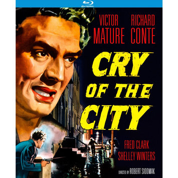 Alliance Entertainment Llc Cry Of The City (blu-ray Disc)