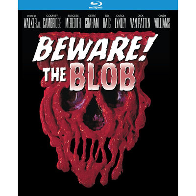Beware the Blob (1972) Aka Son of Blob (Blu-ray)