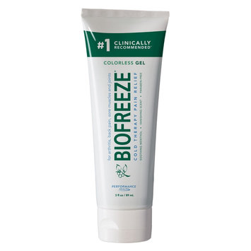 Perform Biofreeze Pain Relieving Gel - Colorless 3 Fl Oz