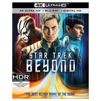 Paramount Home Ent Star Trek Beyond [includes Digital Copy] [4k Ultra Hd Blu-ray/blu-ray]