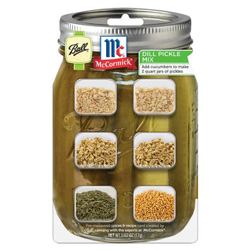 Ball Cormick Dill Pickle Herb and Spice Blends