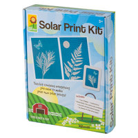 Toysmith Our Garden Solar Print Kit, Multi-Colored