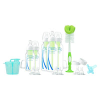 Dr Brown's Dr. Brown's Options Complete Bottle Gift Set, Clear