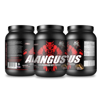 Musclegen Research Angus Beef Protein Powder, Chocolate Peanut Butter Cup, 2 Lb