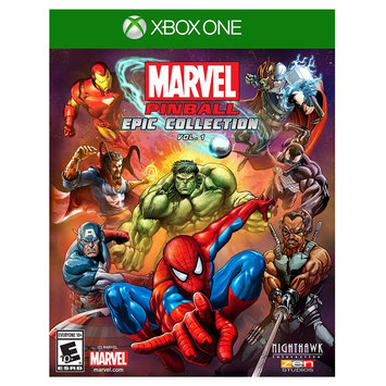 Marvel Pinball: Epic Collection Vol. 1 (Xbox One)